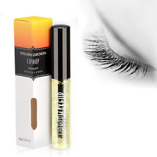 Eyelash Growth Treatments Liquid Eye lash Serum Makeup Enhancer Longer Thicker