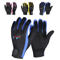 1.5mm Neoprene Gloves Diving Surfing Spearfishing Snorkeling Warm Gloves Fashion