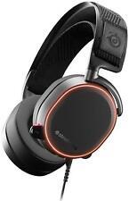 Sealed Gaming Headset Headphone SteelSeries Arctis Pro 61486 Hi-Res EMS W/T