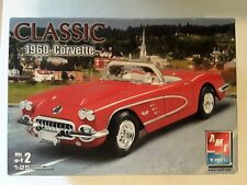 1960 AMT Classic Corvette Plastic / Resin Model Kit 1 : 25 Scale . Hobbies