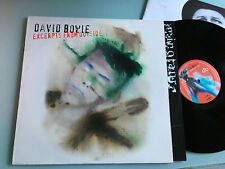 LP  1995 1ST David Bowie – Excerpts From Outside (The Nathan Adler Diaries