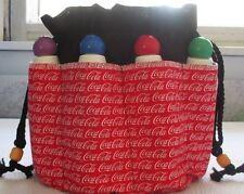 Bingo Bag coco-cola  8 pockets