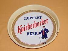 """VINTAGE BAR 13 1/4"""" JACOB RUPPERT KNICKERBOCKER BEER NY  METAL SERVING TRAY"""