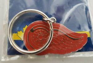 Detroit Red Wings NHL Licensed Vintage Keychain