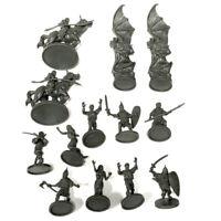Used Lot 13 Dungeons & Dragon D&D Nolzur's Marvelous Miniatures mini figures