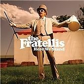 Here We Stand, The Fratellis, Very Good CD
