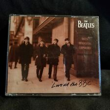 The Beatles - Live At The BBC 2 CD Compilation 1994 MONO Remastered George Ma...