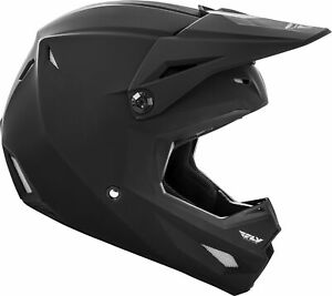 Fly Racing Kinetic Straight Edge Drift Tactic Helmet Motocross MX ATV UTV RZR 22