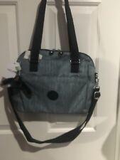 NWT Kipling Felicity Shoulder/Crossbody, Indigo Blue MSRP$119