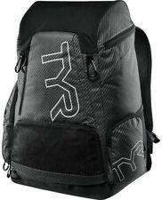 TYR Alliance Team Carbon Print Backpack - 45L- Black
