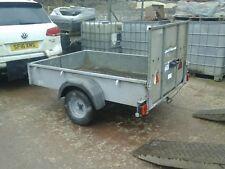 ifor quad trailer p 6e no vat