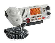 COBRA MARINE F57-EU White Fixed VHF Radio