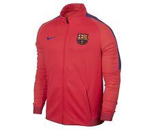 Nike 2016-17 FC Barcelona Dry Strike Track Jacket (Bright Crimson/Game Royal)