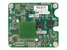 HP Nc550m Dual Port Flex-10 10gbe Mezzanine NIC BLC 581204-b21 586445-001 Clean