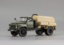 ГАЗ-53А АВВ-3,6 цистерна 1984 / GAZ-53A L.e 360 pcs. 1/43 DIP Models RARE!