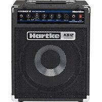 "Hartke Kickback KB12 12"" 500-Watt Bass Guitar Combo 3-Band EQ Amplifier"