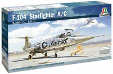 "Italeri 2515 F-104 A/C ""Starfighter"" Plastic Modellbausatz 1:32 NEU"