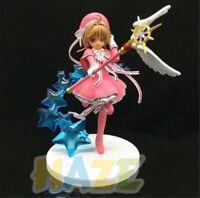 Card Captor Sakura Kinomoto Sakura Tomoyo PVC Figure Model Toy