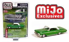 Auto World 1:64 Custom Lowriders 1962 Chevy Impala SS Hardtop