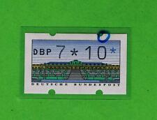 ATM-Rarität Wertfehldruck + rücks. Zählnummer + Druckerei-Abart KW 45.-€++ RR **