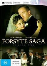 The Forsyte Saga : Season 2 (DVD, 2-Disc Set) R-4, NEW, FREE POST IN AUSTRALIA
