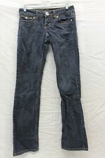 """Guess Doheny Womens Jeans Great Used Condition Size 27 """" Doheny """" Dark Wash"""