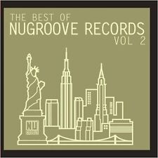 Vol. 2-Best Of Nu Groove Records - Best Of Nu Groove Record (2013, CD NEUF) CD-R