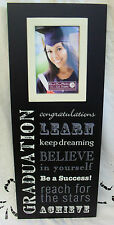 Modern Graduation wall mounted picture frame BNWB
