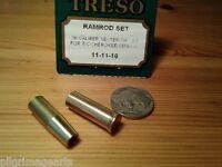 TRESO .36 caliber Ramrod seater & Ramrod End Cherokee Seneca  11-11-16