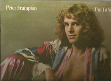 PETER FRAMPTON LP ALBUM I'M IN YOU