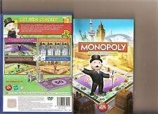 Monopolio Playstation 2 PS 2 PS2 Juego de Mesa Familiar