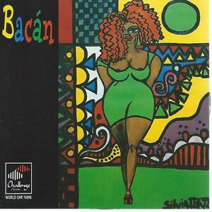 CD album BACAN - BACÁN - LATIN JAZZ  feat : LILIAN VIEIRA   ref : WORLD MUSIC  7
