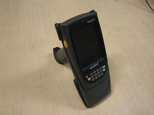 Symbol PPT8800 Handheld PDA Barcode Scanner Color PPt8800-R3BZ1000 + Pistol grip
