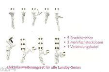 Lundby 60.7020 Elektrikerweiterungsset LundbySéries Elekkto Set Maison de poupée