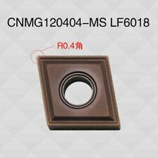 DESKAR CNMG120404-MS LF6018 CNMG431 U drill Carbide Inserts For Stainless steel