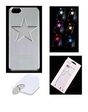 Étuis, housses et coques argentés en métal pour téléphone mobile et assistant personnel (PDA) Apple