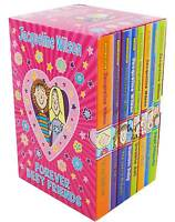 Jacqueline Wilson Forever Best Friends 8 Books Box Set Collection Dustbin Baby