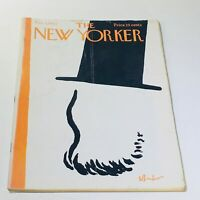 The New Yorker: February 9 1963 - Full Magazine/Theme Cover Abe Birnbaum