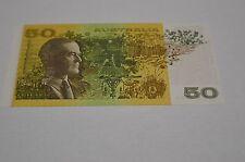 Australian fifty-dollar note