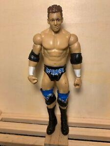 Zack Ryder Mattel Basic Series 17 Wrestling Figure WWE WWF