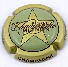 MIGNON  PIERRE  N°048e  GROSSE ETOILE  Ctr  OR PâLE