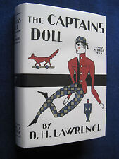 THE CAPTAIN'S DOLL by D.H. LAWRENCE - 3 Novelettes - in Fine Facsimile Jacket