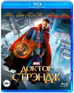 Doctor Strange BLU-RAY Scott Derrickson(DIR) 2016