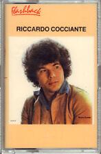 """RICCARDO COCCIANTE """" FLASHBACK """"  MC MUSICASSETTA  SIGILLATA  K7"""
