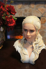 Game of Thrones 1/1.5 Scale Daenerys Targaryen Bust Statue Limited:199 In Stock