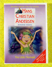 The Little Mermaid ~ New DVD Movie ~ Hans Christian Anderson Animated Video