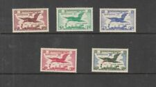 oldhal-Cambodia- Second Air Mail Set- Complete-Mint Never HInged