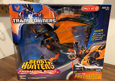 Transformers Prime Beast Fire Hunters Predacons Rising Predaking Target Sealed