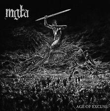 MGLA - Age of Excuse CD, NEU
