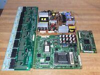Samsung LN32A330J1D Main Board BN97-02111F Power T-Con Inverter TV REPAIR KIT